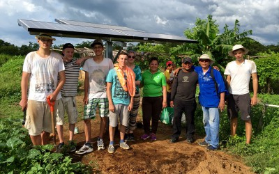 Brunnenbau in Nicaragua